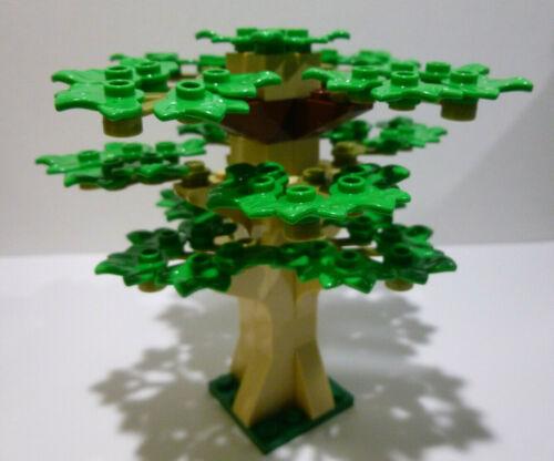 1 x LEGO® Kleinblättriger Laubbaum,Alleebaum Pflanze,Baum,Bonsai neu.