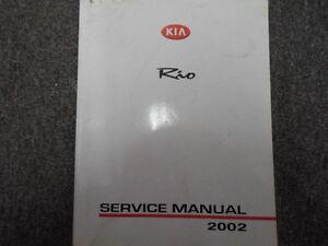 2002-Kia-Rio-Servicio-Taller-Manual-De-Taller-fabrica-OEM-2002