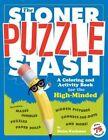 The Stoner Puzzle Stash by Blaise Kushman (Paperback, 2016)