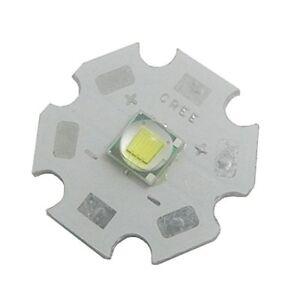 Led chip CREE XM-L T6 LED T6 U2 10 W BLANCO