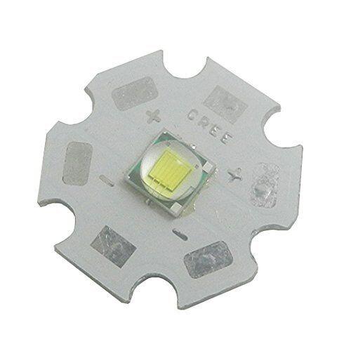 Led chip CREE XM-L T6 LED T6 U2 10 W BLANCO PURO 20mm