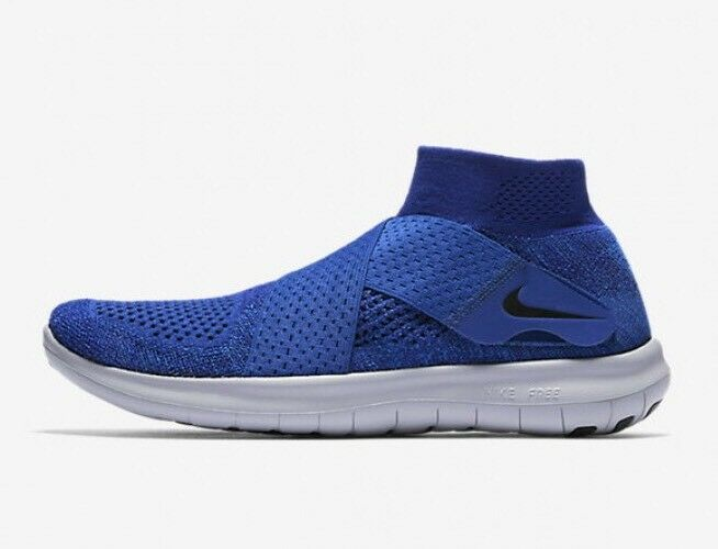 Nike Free Rn Motion Flyknit 2018 hommes Trainers New RRP £120.00