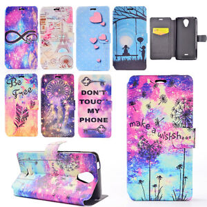 Magnetic-Card-Holder-Leather-Flip-Wallet-Case-Cover-Stand-Skin-For-Various-Phone