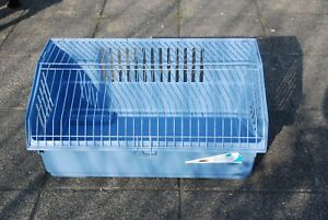 SMALL-FERPLAST-INDOOR-GUINEA-PIG-TRANSPORT-RECOVERY-CAGE-100-CHARITY