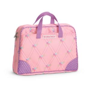 American Girl Bitty Baby Diaper Bag NEW!!