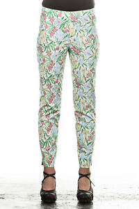 Floral Donna Moses Patterned Multicolor 199 Uvp Former 90 Minx Pantaloni € xtBnwqadd