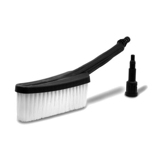 Auto Waschbürste flach für Hochdruckreiniger oder Gartenschlauch Autowaschbürste