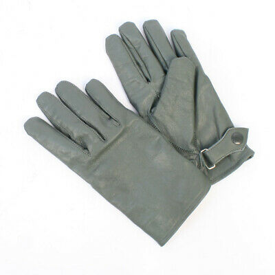 German WW2 Army Grey Wool Gloves Reproduction TG1281