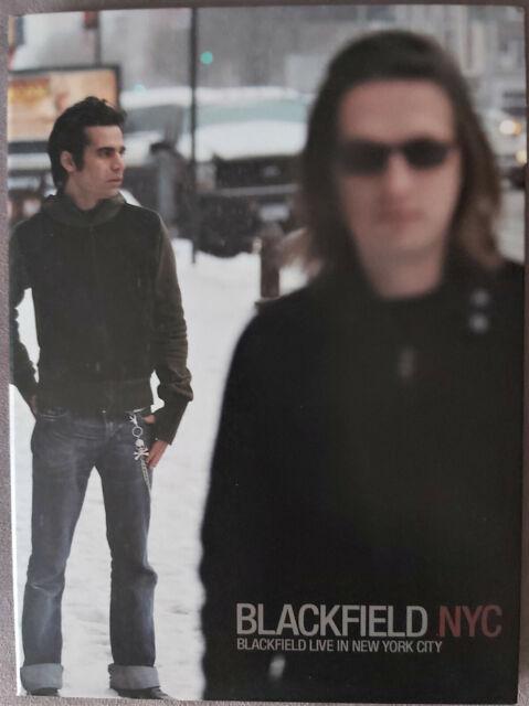 Blackfield - Live in NYC (Live in New York City) - Steven Wilson - DVD