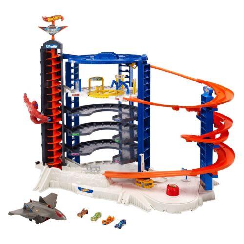 Hot Wheels Super Ultimate Garage Playset Play Set Toy Mega Car Vehicle Park NEW