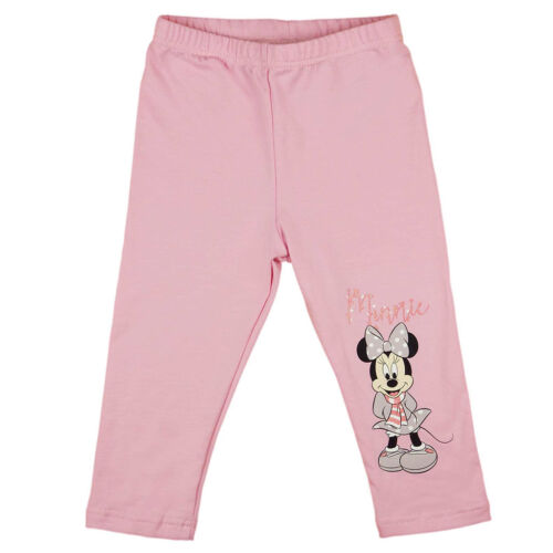 lang Baby- // Mädchen- THERMO-LEGGINGS GEFÜTTERT Minnie Mouse Sport-Hose