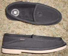 DVS Slide On Slipper Shoes Casual Men Size Medium 7 7 1/2 8 Black Francisco
