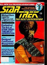 STAR TREK MAGAZINE : THE NEXT GENERATION - Volume 7 / 88-89 Season