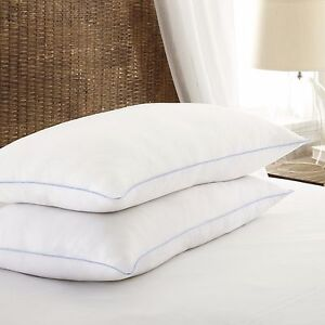Hotel Quality Down Alternative Pillow Standard and King Soft or Medium /1625100
