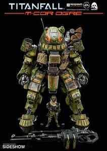 Titanfall-Collectibles-M-COR-Ogre-Action-Figure-ThreeZero-Sideshow-RARE