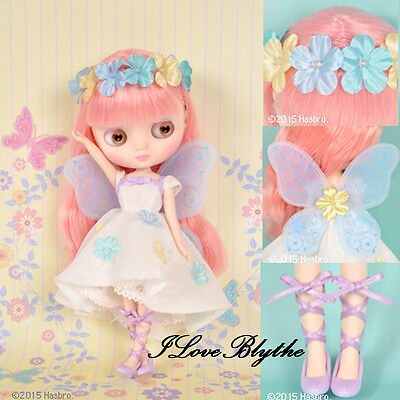 "Takara 8"" Middie Blythe Doll ""Pixie Peaceful"" IN STOCK"