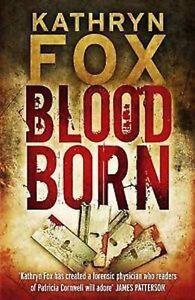 Kathryn-Fox-Blood-Born-Tout-Neuf-Livraison-Gratuite-Ru