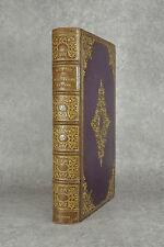 CONTES ET NOUVELLES EN VERS, PAR VOLTAIRE. 1862. RELIE PLEIN MAROQUIN (DUCHARNE)