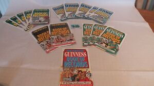 Guinness Book of Records The Pint Size Magazines MAN CAVE JOB LOT - LOT B296 m95wFih3-09103004-376551853
