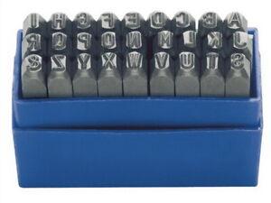 Frappe-Lettres-27tlg-Police-h-3mm-grosbuchstab-A-Z-base-din1451