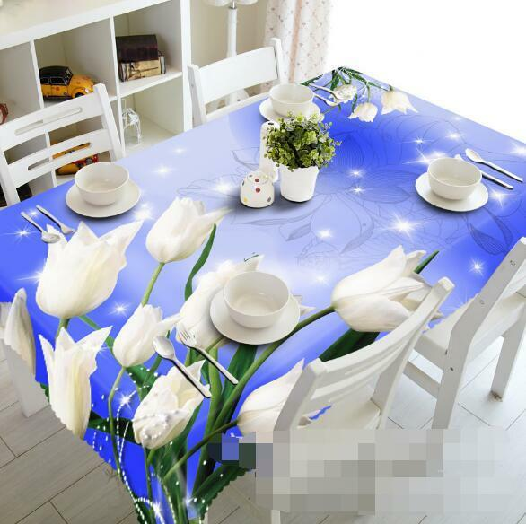3D Pretty 533 Tablecloth Table Cover Cloth Birthday Party Event AJ WALLPAPER AU
