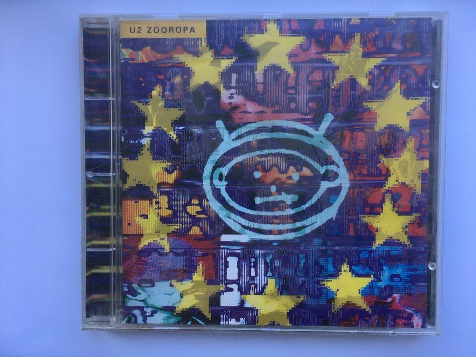 U2: Zooropa, rock