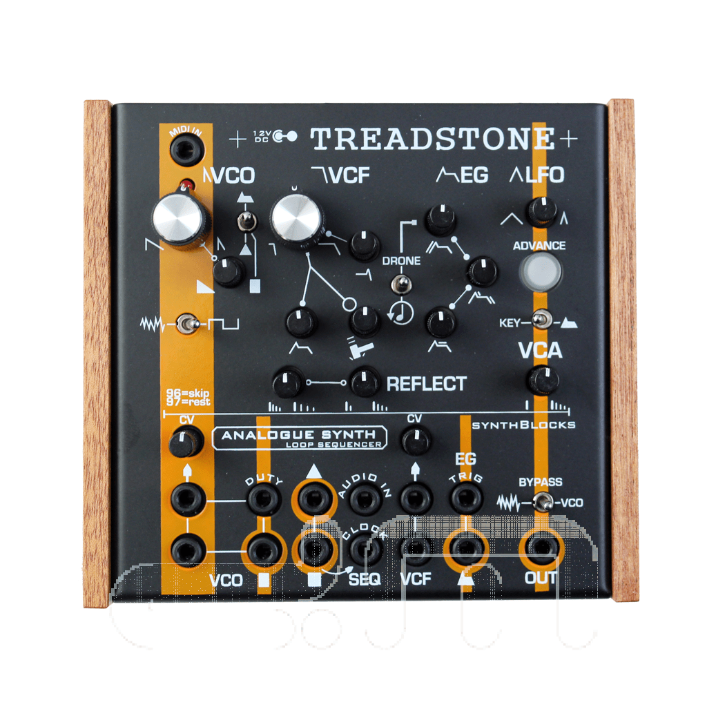 Analogico Solutions Treadstone  Analogico Synth   Nuova Detroit Modulare]