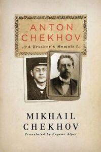 Acceptable-Anton-Chekhov-A-Brother-039-s-Memoir-Mikhail-Chekhov-Book