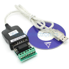 Parallax 28030 Adapter USB To Serial//Rs-232 Db-9 USB1.1//2.0 Cable Not Included