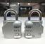 3-Digit-Combination-Pair-Padlock-Black-Number-Luggage-Travel-Code-Lock-UK-POST thumbnail 1
