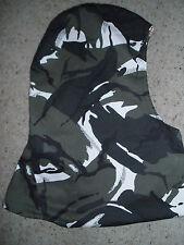 Welding hood -Black+ brown camouflage