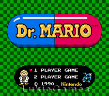 Dr. Mario - Classic Original NES Nintendo Game