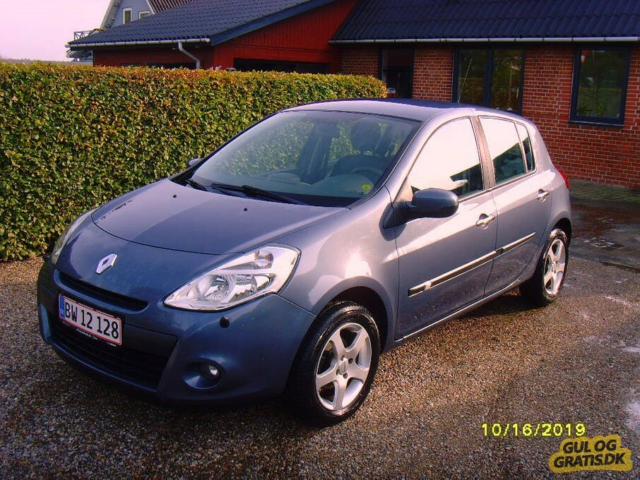 Renault Clio III, 1,5 dCi 68 Authentique, Diesel, 2009,…