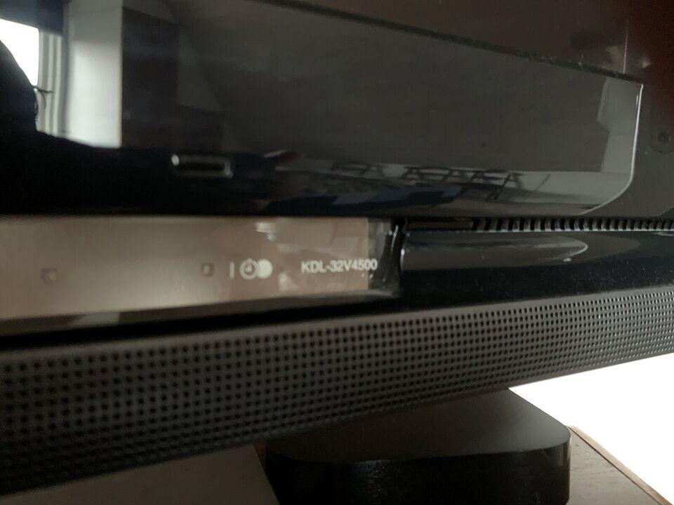 LCD, Sony, KDL-32V4500