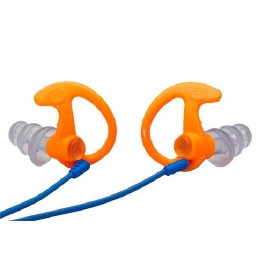 ef83366220914 SureFire Ep5 Sonic Defenders Max Earplugs Orange Medium 1 Pair   eBay