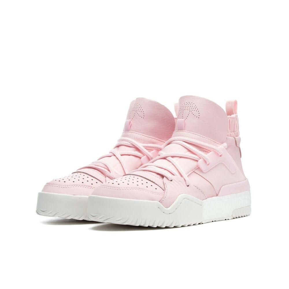 Adidas Originals by Alexander Wang  AW BBall Clear Pink & Core White
