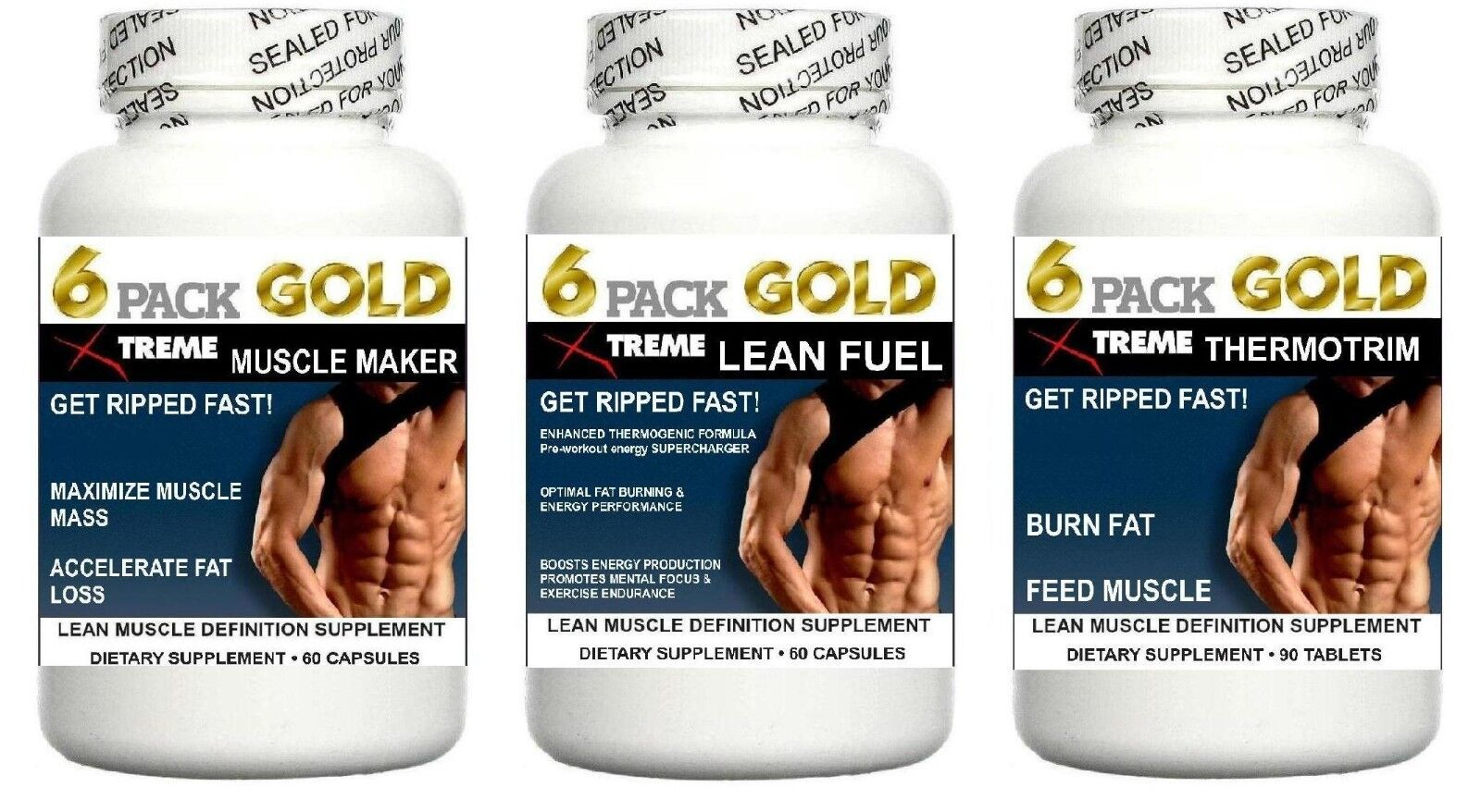Lean Muscle Growth Pills Growth Muscle Builder Abs Cortisol Burn Fat Loss Training Energy Aid 8e1fe6
