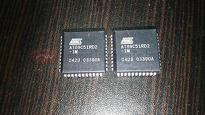 2 x AT89C51RC-24PU AT89C51 89C51 Microcontroller ATMEL FREE SHIPPING