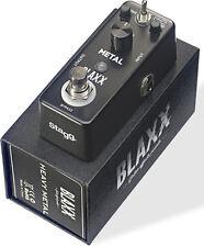 Stagg Blaxx Metall-kompakt Gitarren-pedal