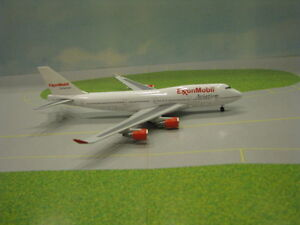 GEMINI-JETS-EXXON-MOBIL-AVIATION-747-400-1-400-SCALE-DIECAST-METAL-MODEL
