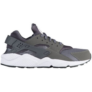 Details about Nike Air Huarache Mens 318429-037 Dark Grey White Running  Shoes Size 8.5
