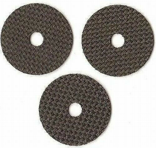 Carbon Smooth Drag washer set Shimano Sustain 2000fe 3000fe 4000fe 5000fe 5000fd