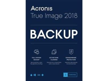 Acronis True Image 2018 (3 Device)