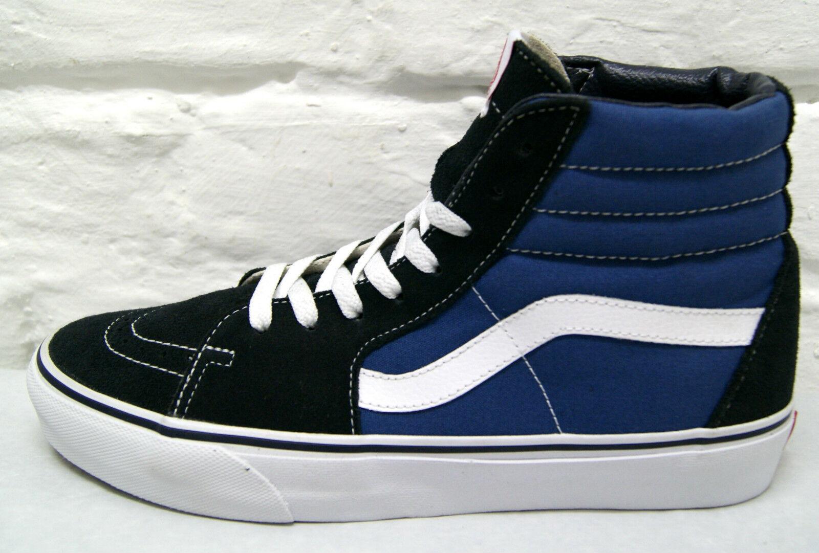 Vans SK8-Hi Schuh Skateboarding/Longboarding Farbe Navy
