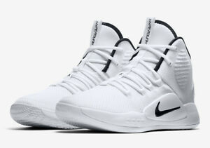 1e2289874a0c Image is loading Nike-Hyperdunk-X-TB-White-Black-Size-6-