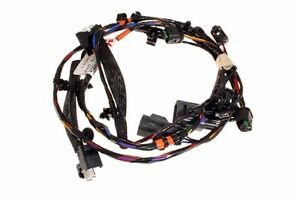 land rover range sport lr3 front bumper parking aid fog ... rover wiring harness #9