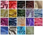 QUEEN size Bridal Satin Fitted sheet FREE 2 standard Pillowcases fits 15