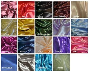 King-size-Bridal-Satin-Fitted-sheet-fits-15-034-depth-76X80-FREE-2-King-Pillowcases