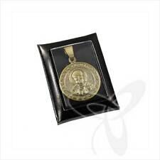 Bronze Anhänger Heilige Nikolaus Medaillon Святитель Николай медальон бронзовый