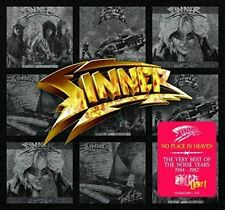 SINNER (METAL) - NO PLACE IN HEAVEN: THE VERY BEST OF THE NOISE YEARS 1984-1987
